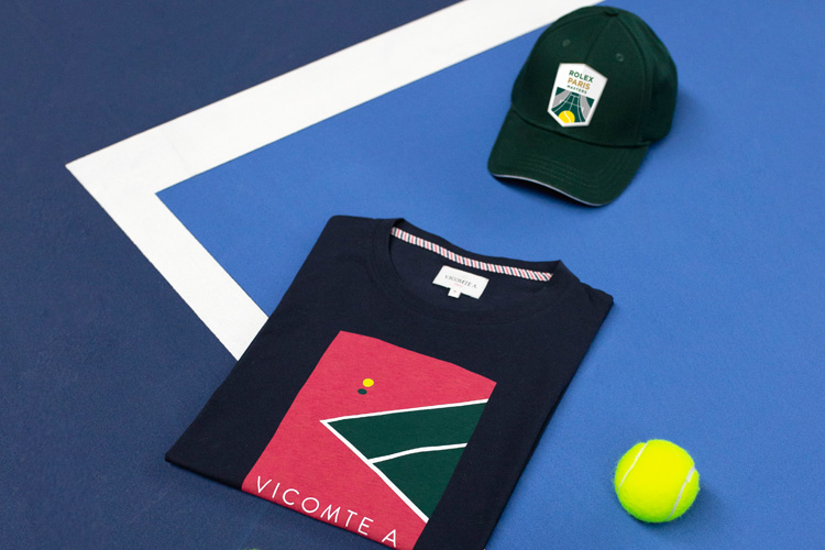 rolex paris masters vicomte a capsule collection collaboration lappoms lifestyle blog