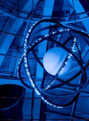 VISUAL SYSTEM A CIRCULAR JOURNEY ATOMIUM DE BRUXELLES LAPPOMS LIFESTYLE BLOG