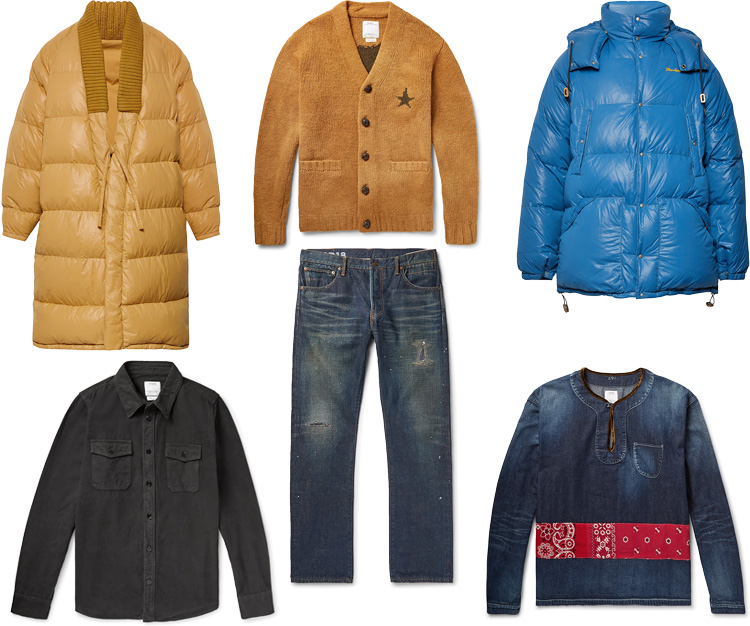 visvim mr porter capsule collection streetwear lappoms lifestyle blog