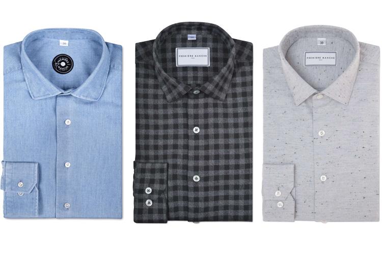 premiere manche chemise homme prix unique lappoms lifestyle blog