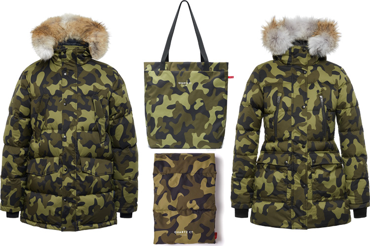 winter coat quart co camo canada lappoms lifestyle blog