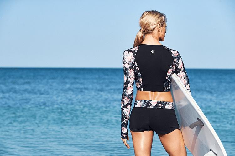 Padma TYR Swimwear surfwear lappoms lifestyle blog