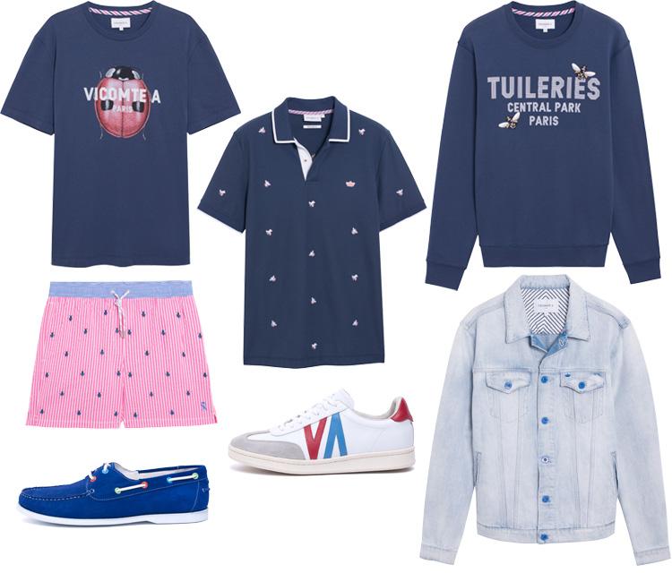 vicomte A preppy menswear ss19 lifestyle blog LAPPOMS