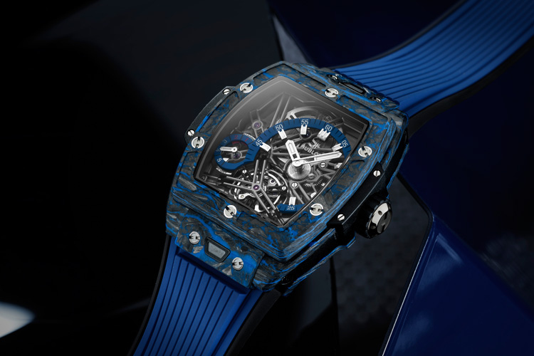 HUBLOT SPIRIT OF BIG BANG TOURBILLON 42 MM WATCHES LAPPOMS LIFESTYLE BLOG