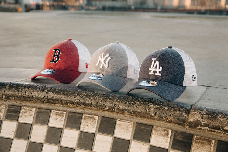 NEW ERA SS19 Boston New York Yankees Los Angeles baseball cap lappoms lifestyle blog