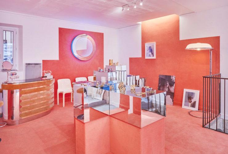 Quartier Vertbois Annelise Michelson bijoux lappoms lifestyle blog