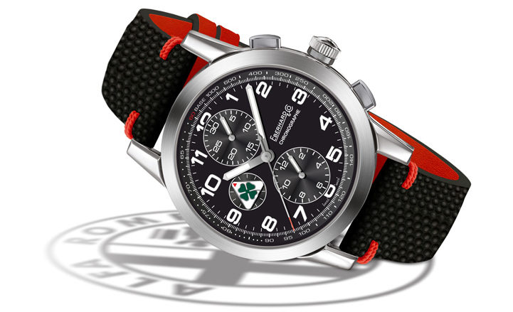 Eberhard watches Alfa Romeo quadrifoglio verde limited edition Lappoms Lifestyle Blog