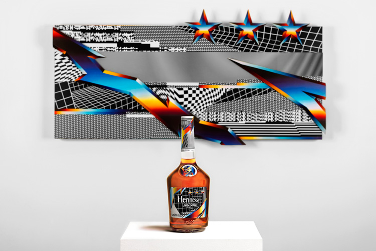 Felipe Pantone Hennessy Very Special Collab Limited Edition Lappoms Lifestyle Blog
