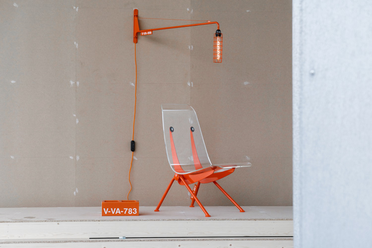 Vitra Virgil Abloh Design Collab Capsule Collection LAPPOMS Lifestyle Blog