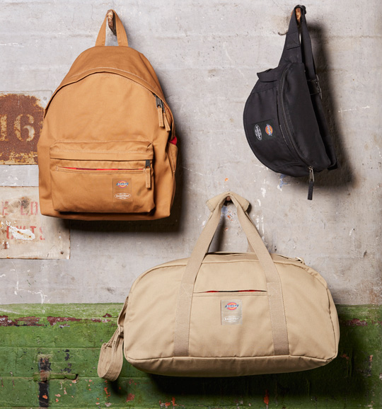 Dickies Eastpak Capsule Collection Backpack LAPPOMS LIFESTYLE BLOG