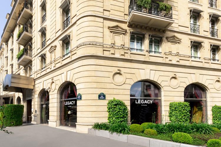Legacy Store Paris Fouquets Barriere LAPPOMS LIFESTYLE BLOG CONCEPT STORE
