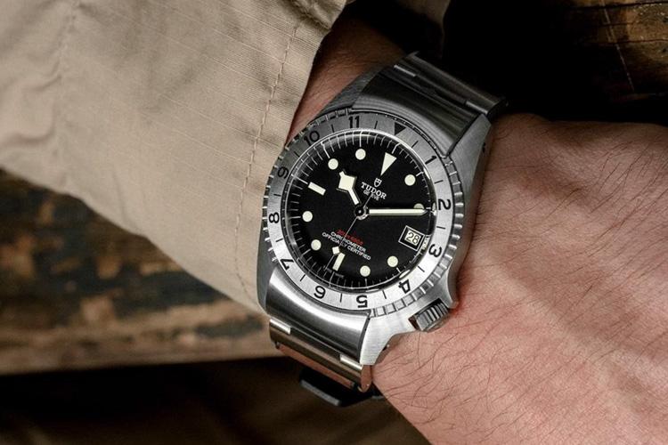 Montre Tudor watches Black Bay P01 LAPPOMS LIFESTYLE BLOG