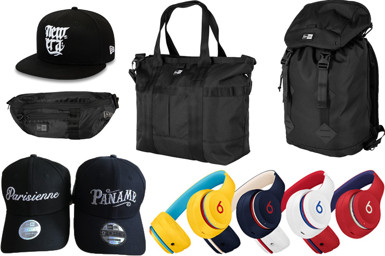 sélection New Era accessories Beat by Dre lappoms lifestyle blog Solo3 Wireless Club Collection