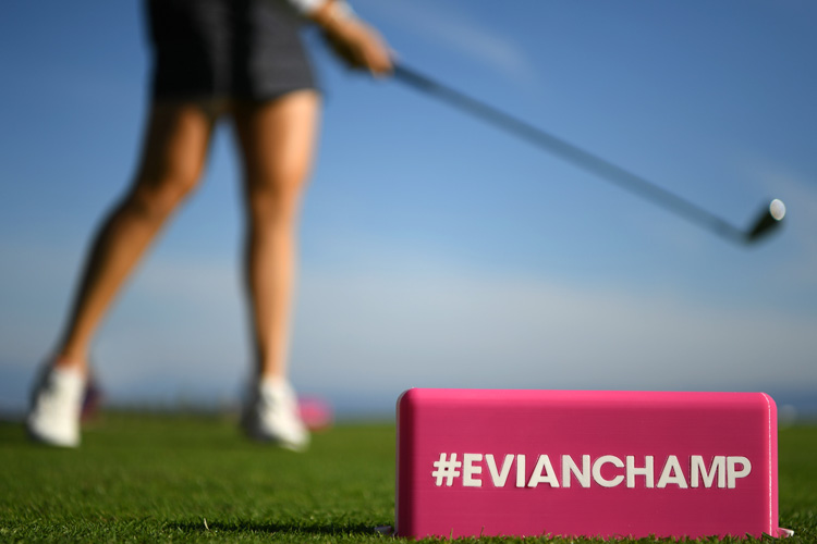 The Evian Championship 2019 Golf Lappoms lifestyle blog