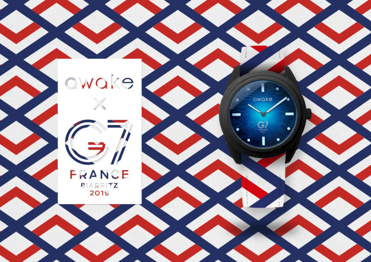 AWAKE G7 eco-responsable montre lappoms lifestyle blog