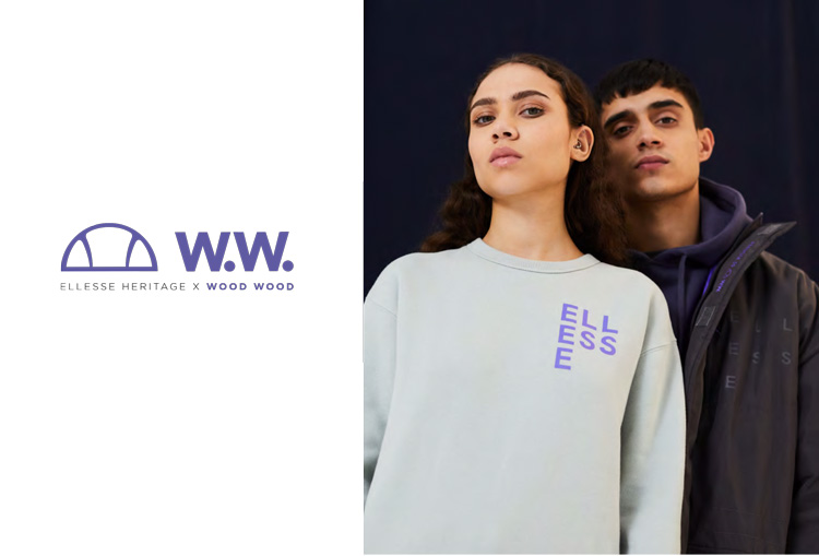 ELLESSE Heritage WOOD- WOOD collaboration collection capsule Lappoms Lifestyle Blog