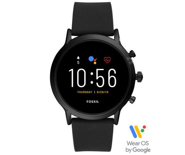 Fossil smartwatch Gen5 Lappoms lifestyle blog FTW4025 CARLYLE