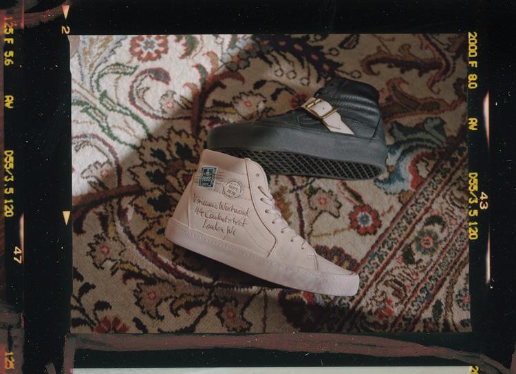FA19 Vivienne Westwood Vans SK8Hi Lappoms Lifestyle Blog