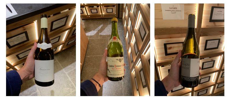 La Grande Epicerie Paris La rentree des vins Lappoms Lifestyle Blog