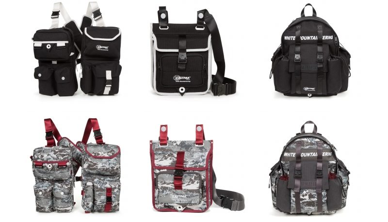 White Mountaineering Eastpak backpack Lappoms Lifestyle Blog