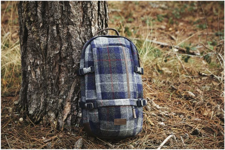 Harris Tweed Eastpak Collab Lappoms Lifestyle Blog