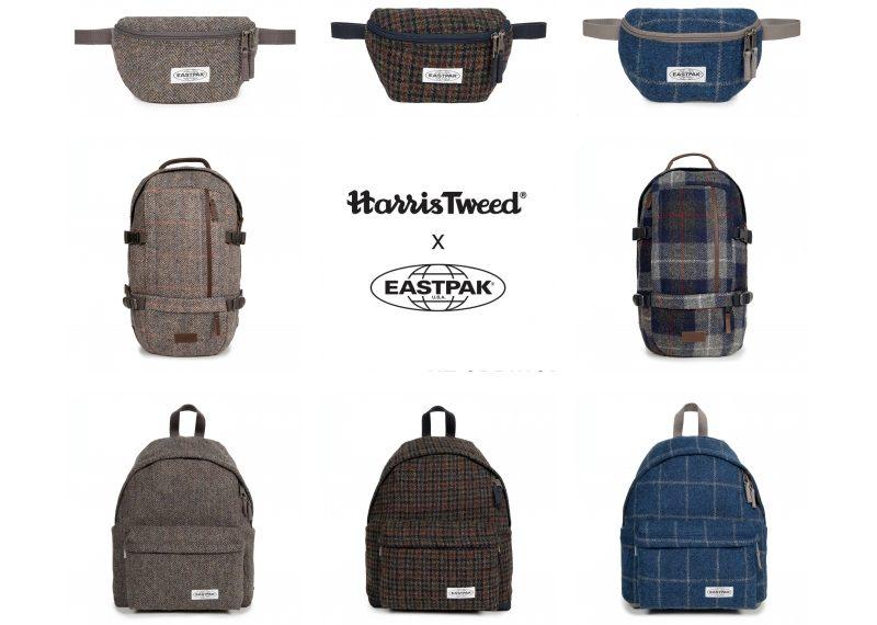 Harris Tweed Eastpak Collab Lappoms Lifestyle Blog