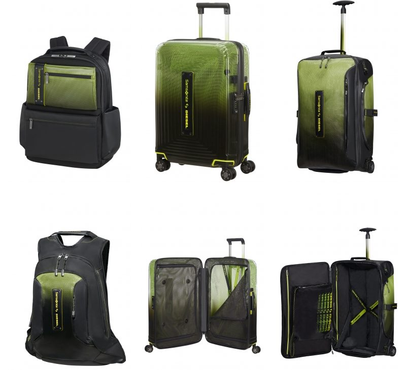 Samsonite Diesel Collab Neopulse Openroad Paradiver Lappoms Lifestyle Blog