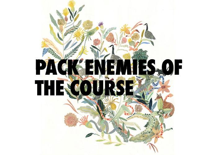 enemies of the course Michelle Morin Nike Golf Lappoms Lifestyle Blog