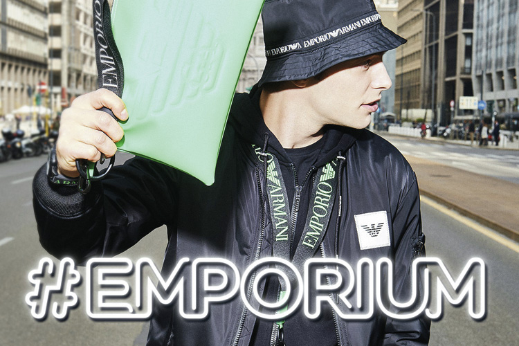 Emporium Collection Emporio Armani Lappoms Lifestyle Blog