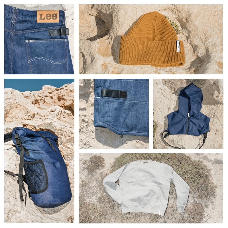 Lee jeans Timberland Lappoms Lifestyle Blog Capsule Collection