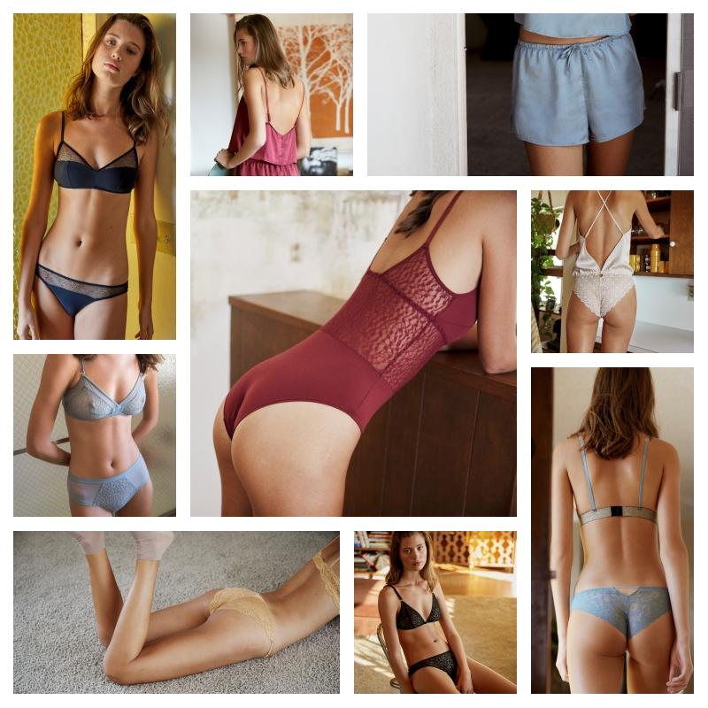 Icone Lingerie Underwear Dentelle Lappoms lifestyle Blog