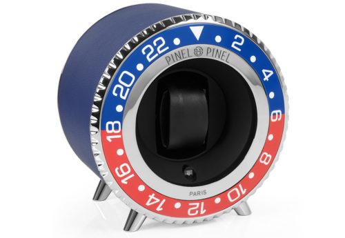 Remontoir Twin Pinel et Pinel GMT Submariner Pepsi Lappoms Lifestyle Blog