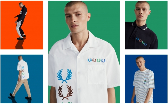 Beams Japan Fred Perry Collab Capsule Collection Lappoms Lifestyle Blog