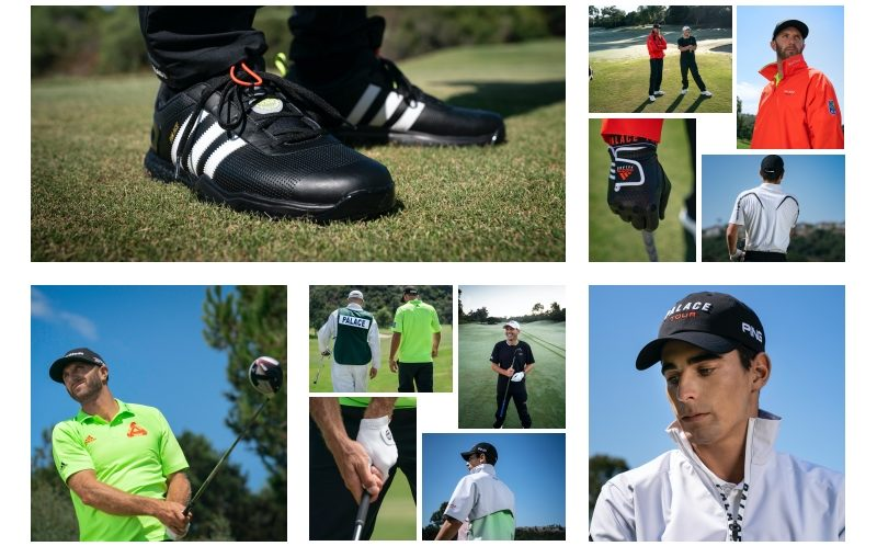 Palace Adidas Golf Capsule collection collab Lappoms lifestyle blog