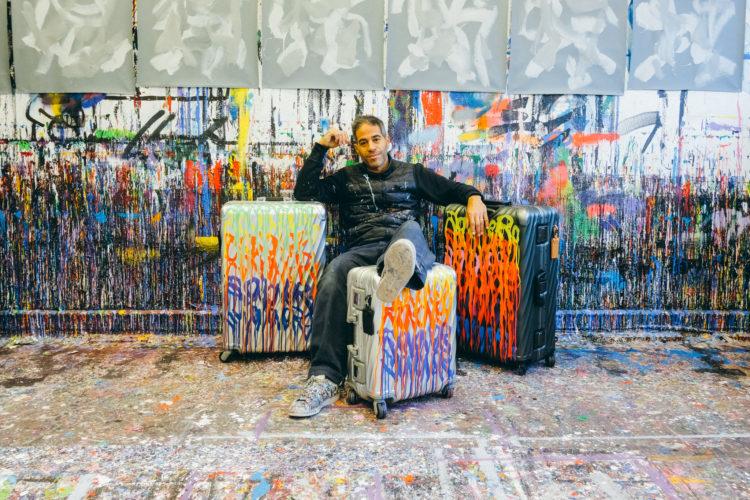 TOINE Jonone atelier Tumi Freedom Lappoms Lifestyle Blog