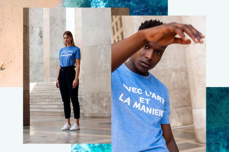 Kaizen Paris, tshirt message, lappoms, lifestyle blog