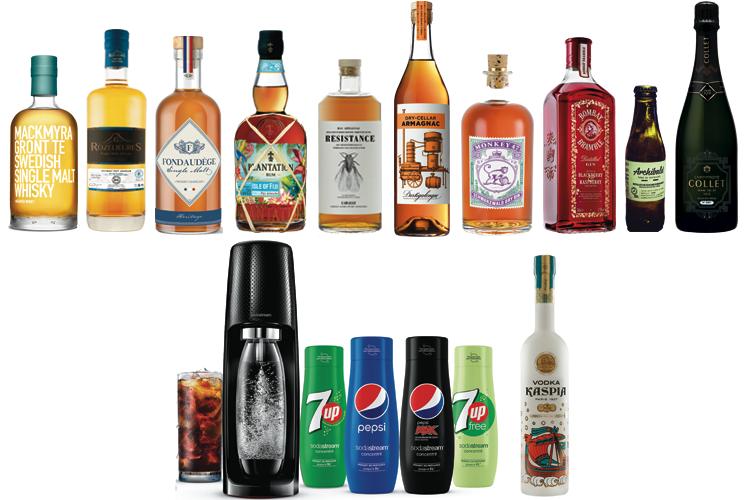 Domaine Laballe, Dartigalongue, Armagnac, Collet Champagne, Bombay Sapphire Gin, Monkey 47 Barrel cut, sodastream, Rhum Plantation, Vodka Kaspia, Archibald French Tonic, Lappoms Lifestyle Blog
