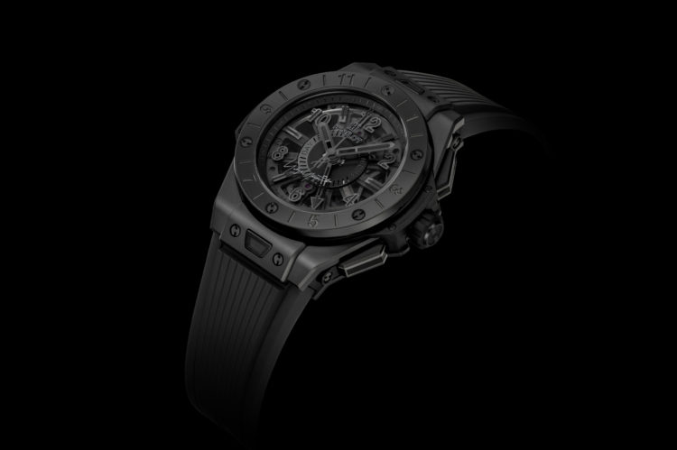 hublot, big bang gmt all black, yohji yamamoto, Lappoms, Lifestyle, Blog
