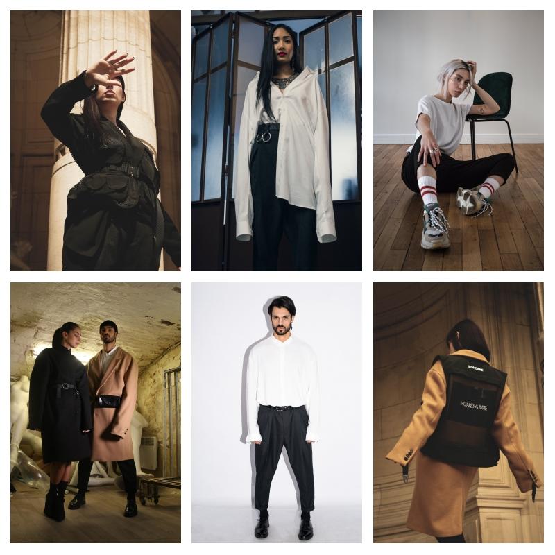 Mondame, Léakhéna Oum, Sacoche tactique, streetwear unisexe, lappoms, lifestyle blog