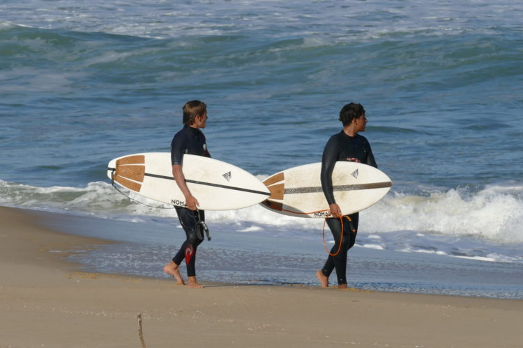 Nomads Surfing, upcycling, surf, board, lappoms, lifestyle blog