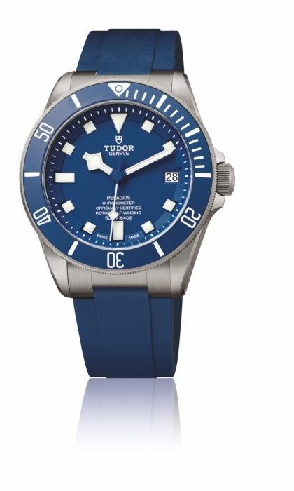 tudor, pelagos, m25600tb 0000, blue rubber, Lappoms, Lifestyle blog