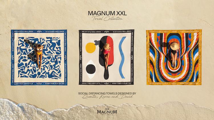 Magnum, Towel, Karan Singh, David Vanadia, Quentin Monge, Kiddy Smile, Lappoms, lifestyle blog