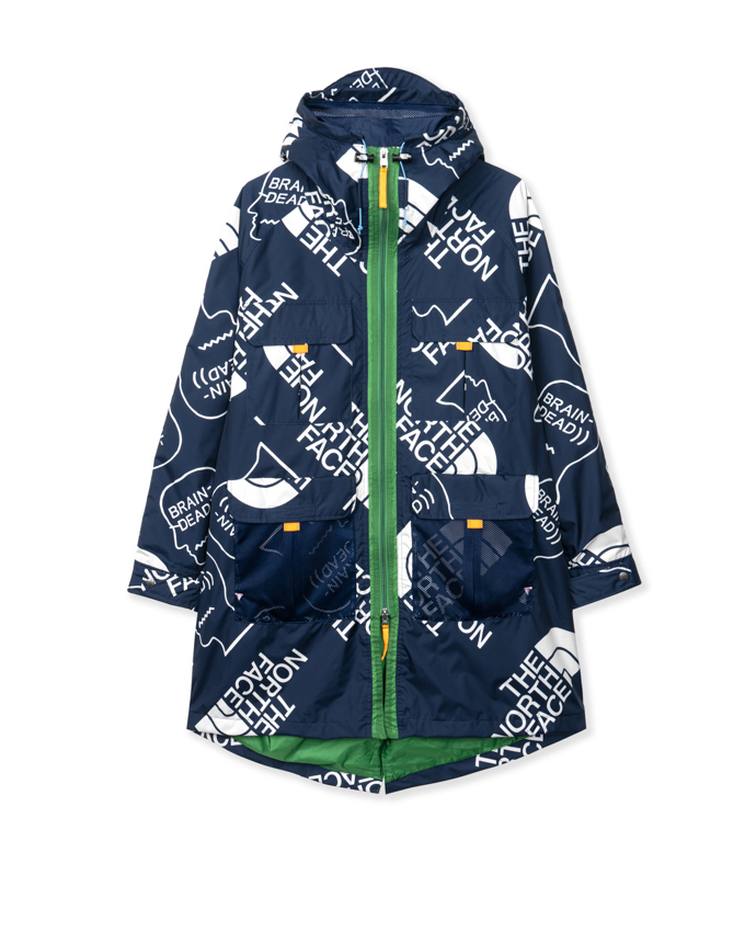 the north face, brain dead, collab, capsule collection, lappoms, lifestyle blog