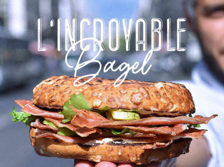 Bagel Corner, Grand Gousier, bacon vegetal, veggie, lappoms, Lifestyle blog