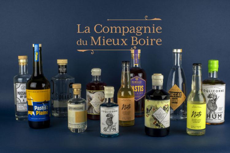 la compagnie mieux boire, quoi boire, lappoms, lifestyle blog, Boizel, nouaison gvine, billecart-salmon, johnnie walker, belvedere vodka