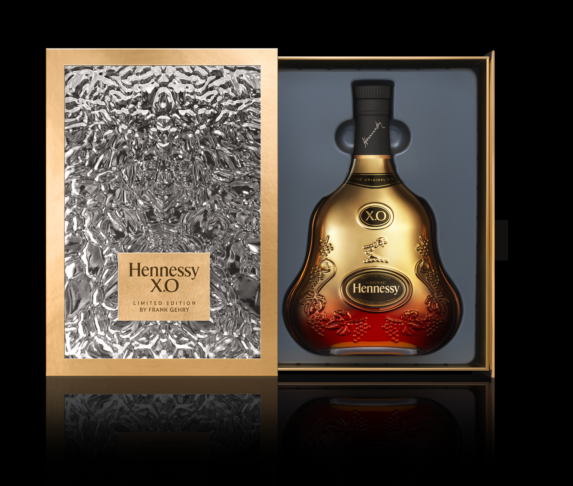 frank gehry, croquis, hennessy XO, lappoms, lifestyle blog
