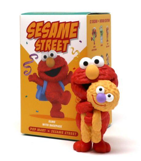sesame street, classic series, art toys, medicom, Lappoms, lifestyle blog