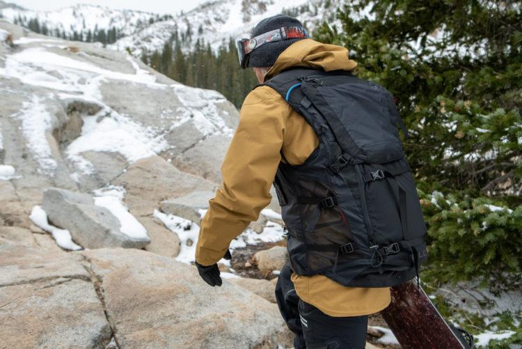 Bryan Iguchi, Slack Vest, Volcom, snowboard, lappoms, lifestyle blog