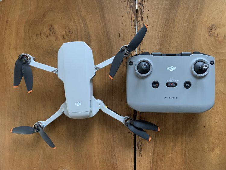 Dji mini 2, drone, aircraft, lappoms, lifestyle blog