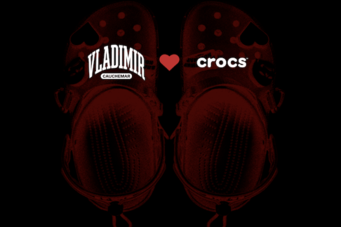 Crocs, Vladimir Cauchemar, Collab, Lappoms, lifestyle blog